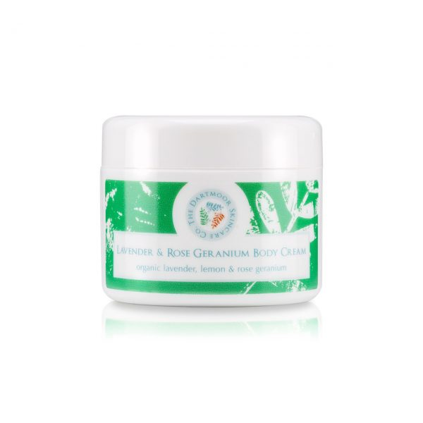 The Dartmoor Skincare Company Body Cream