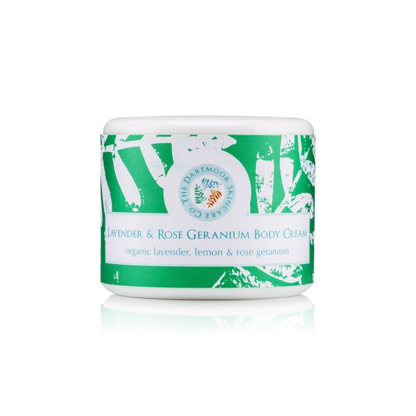 The Dartmoor Skincare Company Body Cream