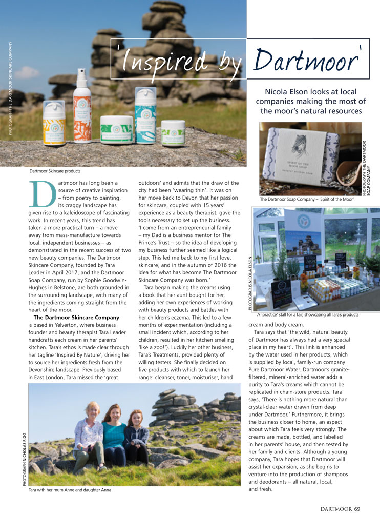 Dartmoor magazine 129