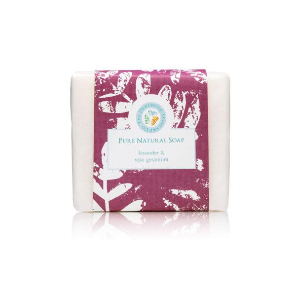 Lavender & Rose Geranium Soap