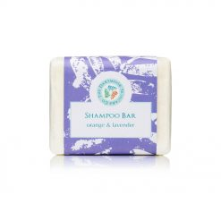 Orange & Lavender Shampoo Bar