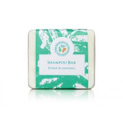 Lemon & Rosemary Shampoo Bar