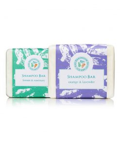 Shampoo Bar Duo Gift Set