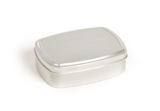 Shampoo bar tin