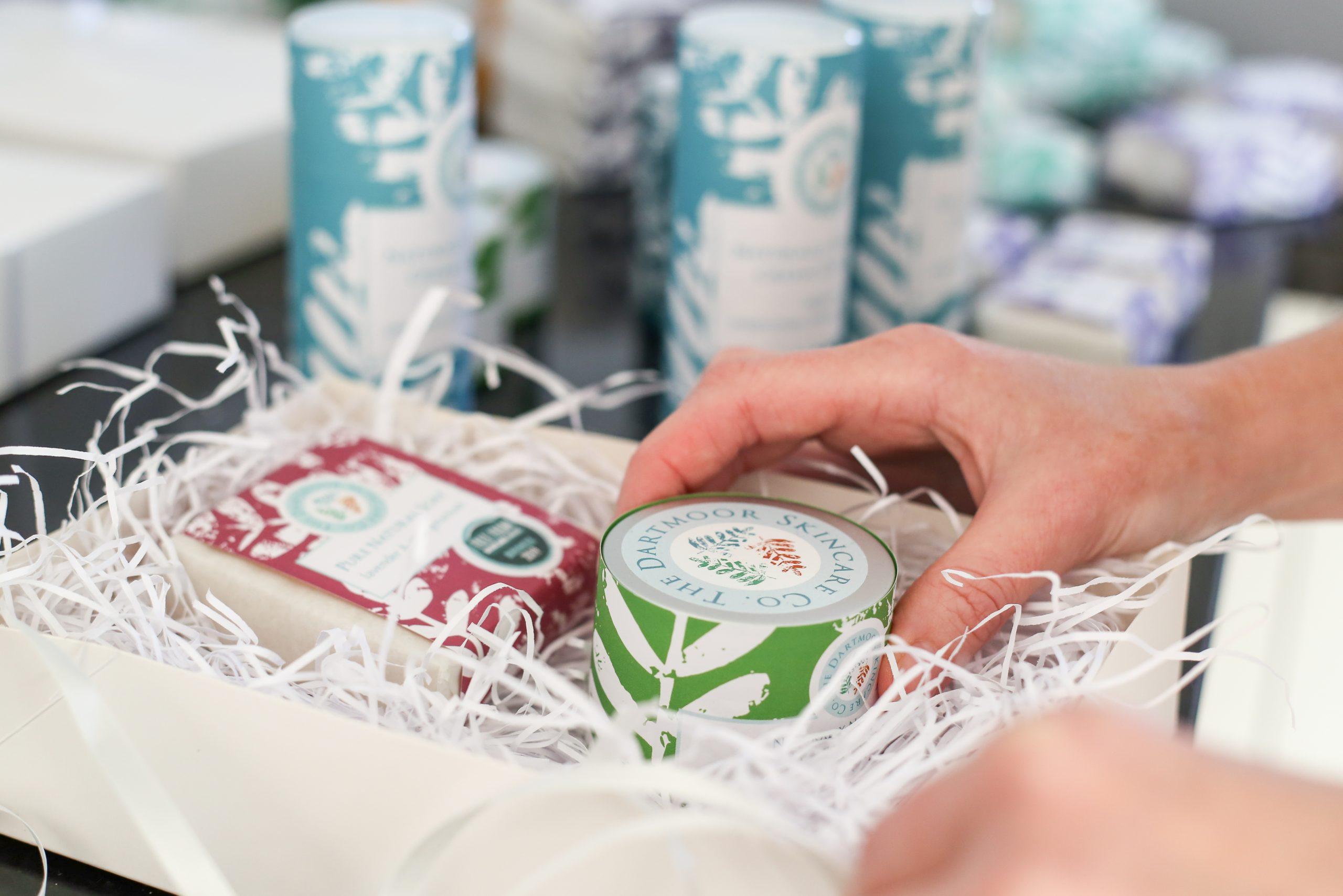 Dartmoor Skincare Gift Set