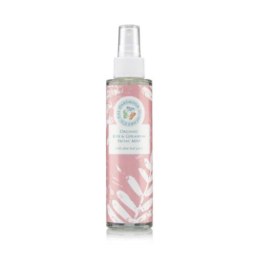 Organic Rose & Geranium Facial Mist
